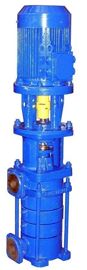Насосы центробежные вертикальный многоступенчатые секционные ЦНС4-80
