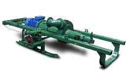 Насос для перекачивания навоза Насос НЖН-200А-1 санный с э/д 22 кВт